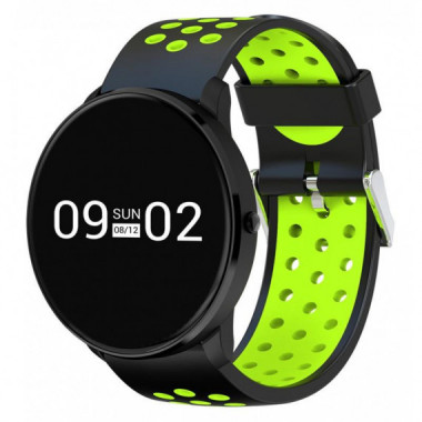 SMARTWATCH SPORT WATCH XS20S NEGRO VERDE BILLOW