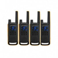WALKIE TALKIE DOBLE PAREJA WALKIE T82 EXTREM MOTOROLA