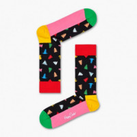 TREES AND TREES SOCK NEGRO-MULTI