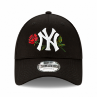 New york yankees blk mens twine mlb 9forty