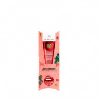 Juicy Strawberry Lips, Hands & Nails SET