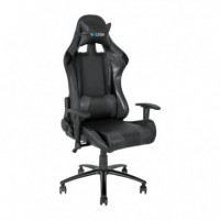 SILLA GAMING VLFORCE 650 NEGRA VOLTEN
