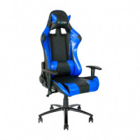 SILLA GAMING VLFORCE 650 NEGRA/AZUL VOLTEN
