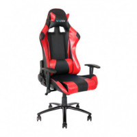 SILLA GAMING VLFORCE 650 NEGRA/ROJA VOLTEN