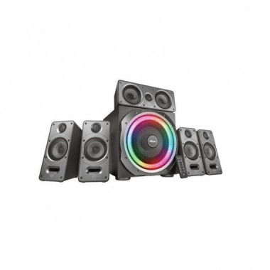 ALTAVOCES GAMING GXT 698 TORRO RGB ILLUMINATED 180W 5.1 TRUST