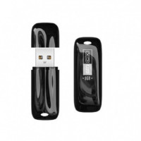PENDRIVE 8GB USB 2.0 NEGRO XO