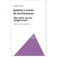 JUSTICIA A TRAVES DE LAS FRONTERAS DE QUIEN SON LAS OBLIGAC