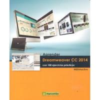 Aprender Dreamweaver Cc 2014 con 100 Ejercicios