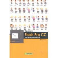 Aprender Flash Pro Cc con 100 Ejercicios Practicos