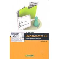 Aprender Dreamweaver Cc con 100 Ejercicios Practicos