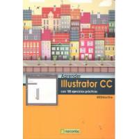 Aprender Illustrator Cc con 100 Ejercicios Practicos