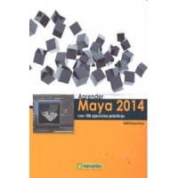 Aprender Maya 2014 con 100 Ejercicios Practicos