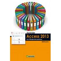 Aprender Access 2013 con 100 Ejercicios Practicos
