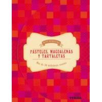 PASTELES MAGDALENAS Y TARTALETAS