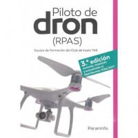 Piloto de Dron Rpas 3 Edicion