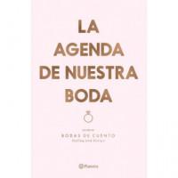 Agenda de Nuestra Boda,la