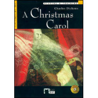 CHRISTMAS CAROL +CD STEP FOUR B2.1