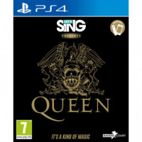 Let´s Sing Queen PS4