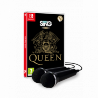 LET´S SING QUEEN 2 MIC SWITCH