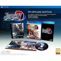 The Legend Of Heroes: Trails Of Cold Steel Iv FRONTLINE Ed.   PS4