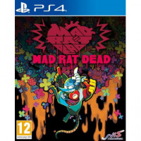 Mad Rat Dead PS4  KOCHMEDIA