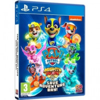 Paw Patrol: Mighty Pups Save Adventure Bay! PS4