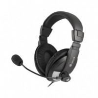 Auriculares + Microfono NGS MSX9 Pro Black