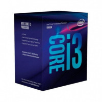 Procesador INTEL Core I3 9100 3.6GHZ 6MB In Box