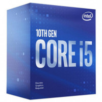 Procesador INTEL Core I5 10400F 4.3GHZ 12MB In Box No Graphics