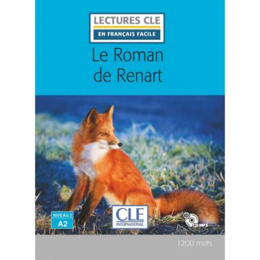 Le Roman de Renart - Niveau 2/A2 - Livre+cd Audio