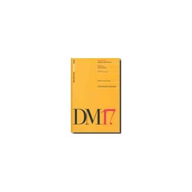 Tratado de Derecho Mercantil - Fundacion/empresa