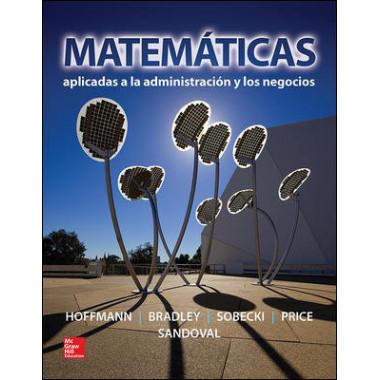 Matematicas Aplicadas a la Administracion y los Negocios