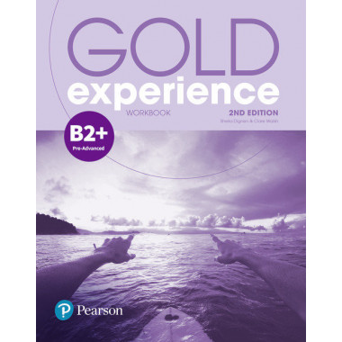 Gold Experience B2+ Wb 18 2ªED