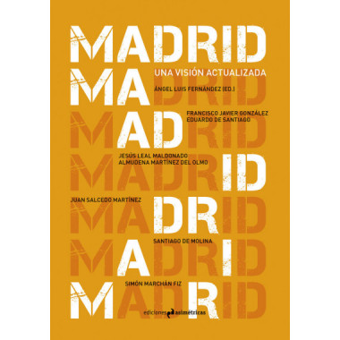 Madrid una Vision Actualizada