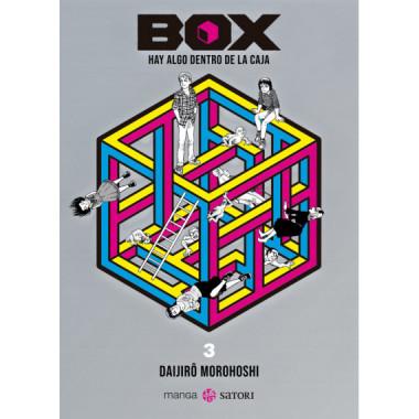 Box Hay Algo Dentro de la Caja 3