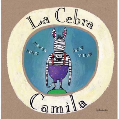 Cebra Camila,la