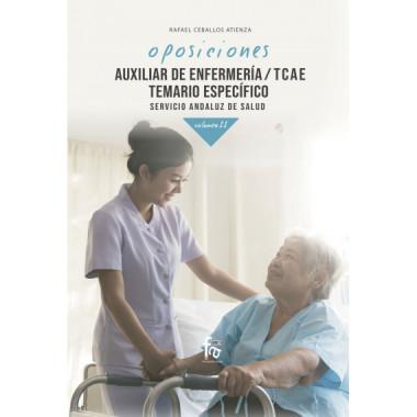 Auxiliar de Enfermeria/tcae Temario Especi