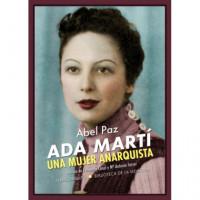 Ada Marti una Mujer Anarquista