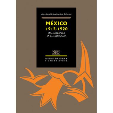 Mexico 1915 1920 una Literatura en la Encrucijada