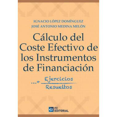 Calculo del Coste Efectivo de los Instrumentos de Financiac
