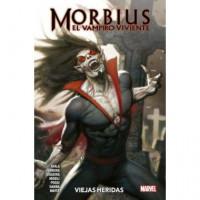 Morbius el Vampiro Viviente 1 Viejas Heridas