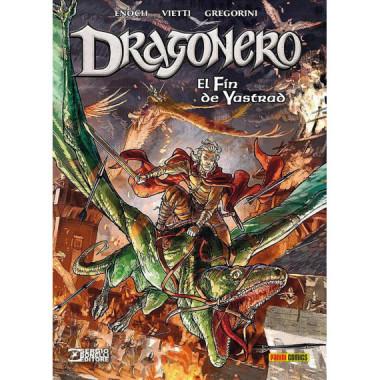 Dragonero 5 el Fin de Yastrad
