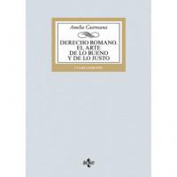 Derecho Romano el Arte de lo BUENO y de L