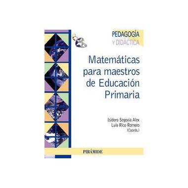 Matematicas para Maestros de Ep