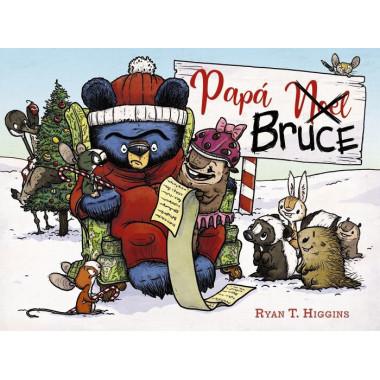 Papa (noel) Bruce