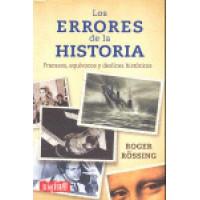 Errores de la Historia,los