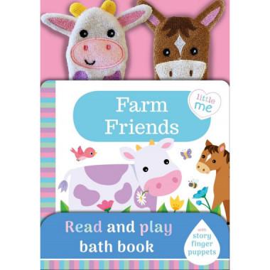 Farm Friends Bath Book