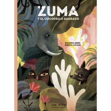 Zuma y el Cocodrilo Sagrado