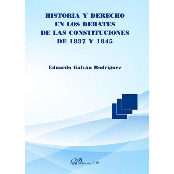 Historia y Derecho en los Debates de las Constituciones de 1