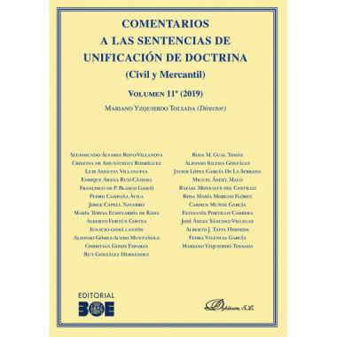 Comentarios a las Sentencias de Unificacion de Doctrina. Civ